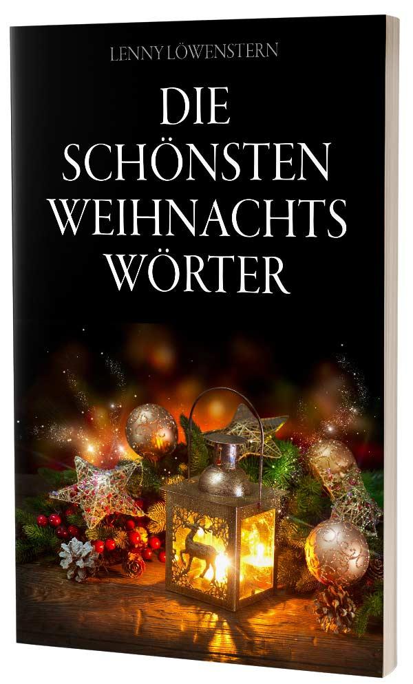 Die schönsten Weihnachtswörter in einem Buch