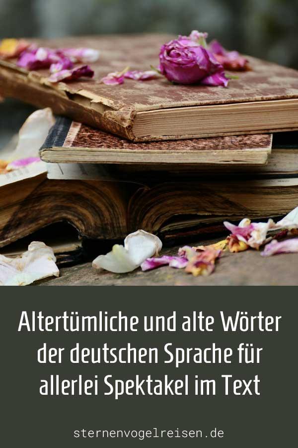 Frischauf zur wohllöblichen Liste weidlich vergessener Worte der deutschen Sprache. Hier kommt die ultimative Steigerung zu den beliebten Wohlfühlwörtern.