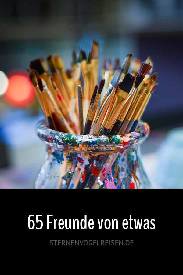 65 Freunde von etwas
