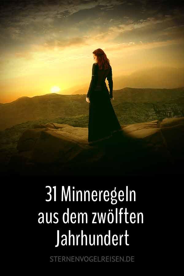 Über die Liebe – 31 edle Minneregeln aus dem zwölften Jahrhundert