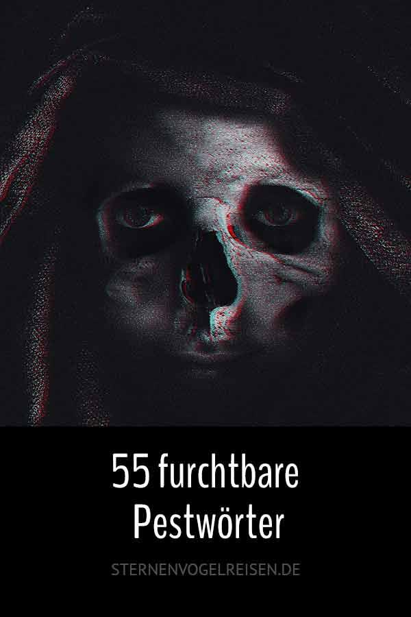 55 furchtbare Pestwörter