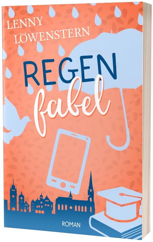 Regenfabel Cover