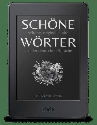 Buchcover im Kindle Reader