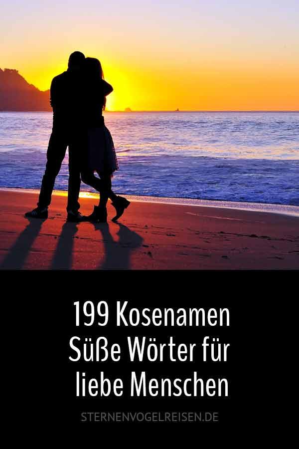 199 Kosenamen – Süße Wörter für liebe Menschen