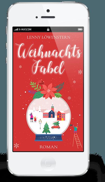 Der Weihnachtsroman im iPhone