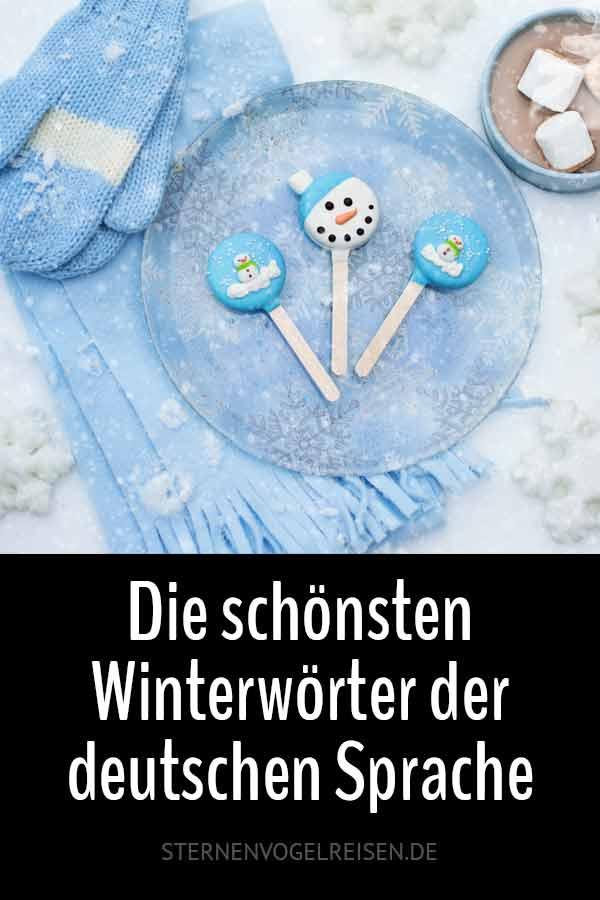 Winter: Die schönsten Winterwörter der deutschen Sprache