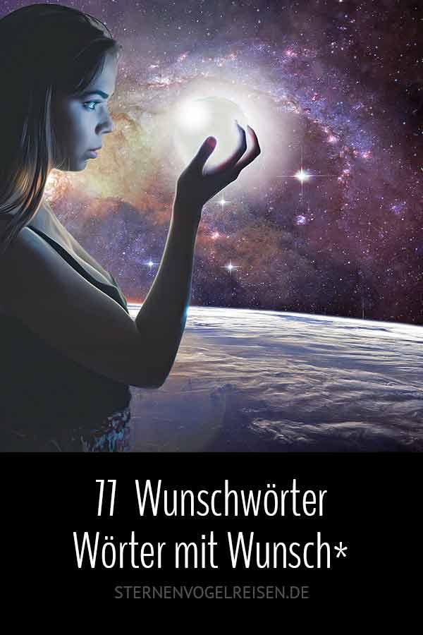 77 Wunschwörter – Wörter mit Wunsch*